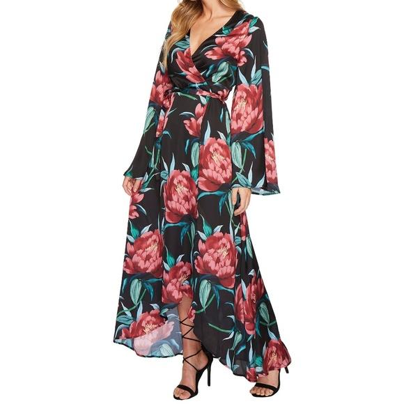 Show Me Your MuMu Dresses & Skirts - Show Me Your Mumu Anita wrap dress